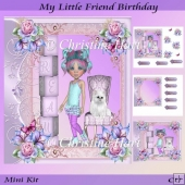 My Little Friend Birthday CU