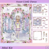 Sweet Little Doves Mini Kit