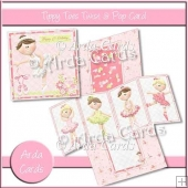 Tippy Toes Twist & Pop Card