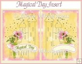 Magical Day Card Insert