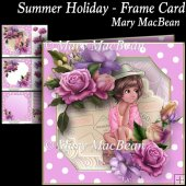 Summer Holiday - Frame Card
