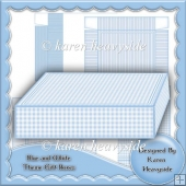 Blue And White Theme Gift Boxes