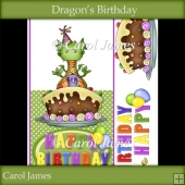 Dragons Birthday