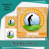 TeeOff Cardfront