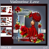 Valentine Love Mini Kit