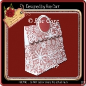 865 Fold Over Gift Bag *Multiple MACHINE Formats*