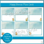 Happy Bunnies Place Cards