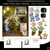 Hokey Pokey Dance Mini Kit
