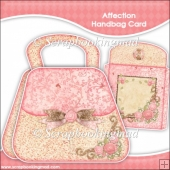 Affection Handbag Card & Envelope