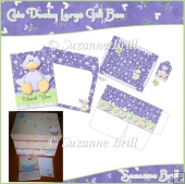 Cute Ducky Large Gift Box