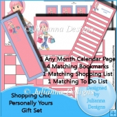 Shopping Chic Personally Yours Gift Set