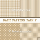 Basic Pattern Pack 7