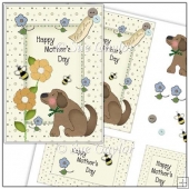 Happy Mother's Day Card Toppers