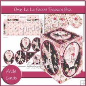 Ooohlala Secret Treasure Box
