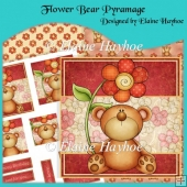 Flower Bear Pyramage