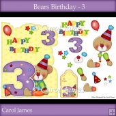 Bears Birthday - 3