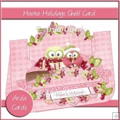Hootie Holidays Shelf Card