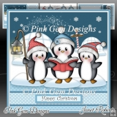 Penguin Carols Mini Kit