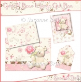 Grin N Bear It Large Gift Box