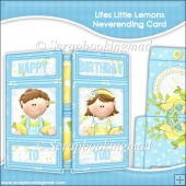 Lifes Little Lemons Neverending Card