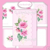Just for you roses card set