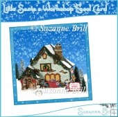 Little Santa's Workshop Easel Card
