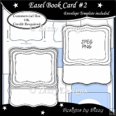 Easel Book Card #2