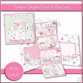 Teatime Delights Twist & Pop Card