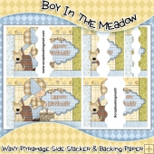 Boy In The Meadow Wavy Pyramage Side Stacker PDF Download