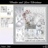 Wonder and Love Christmas Mini Kit