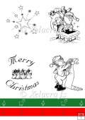 Christmas Images Design Sheet 1