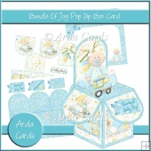 Bundle Of Joy Pop Up Box Card