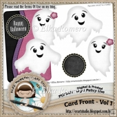 Card Front - Vol 1 (Halloween)