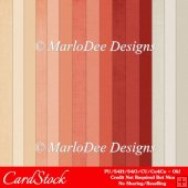 Modern Hues Pkg2 Digital Cardstock Scrapbooking Papers