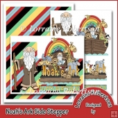 Noah's Ark Side Stepper