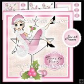 Christmas Cocktail Emma Mini Kit