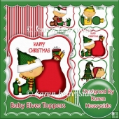 Baby Elves Toppers