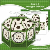 Kick In It Hexagon Gift Box