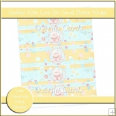 Stuffed With Love Girl Small Bottle Wraps