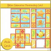 Yellow Submarine Neverending Card