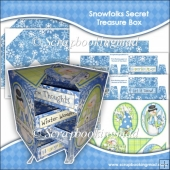 Snowfolks Secret Treasure Box