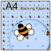 ref1_bp232 - Blue Orange Bees
