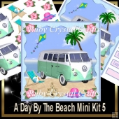 A Day By The Beach Mini Kit 5