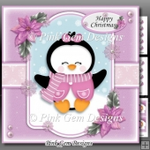 Penguin Kisses 3 Mini Kit