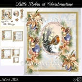 Little Robin at Christmastime Mini Kit