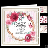 Birthday Roses Mini Kit