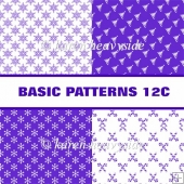 Basic Patterns 12B Pack