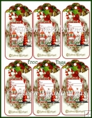 FREE Christmas Gift Tag Set