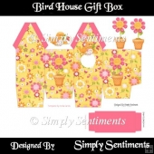 Bird House Gift Box