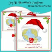 Joy To The World Cardfront